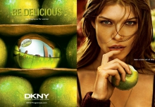 DKNY - Be delicious, 15 мл