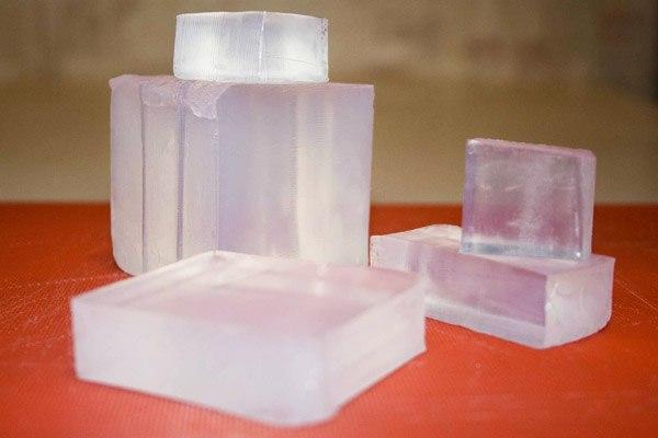 Как сделать из прозрачной основы для мыла
